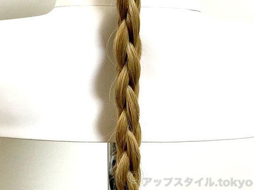 四つ編み(タイトロープ)の画像