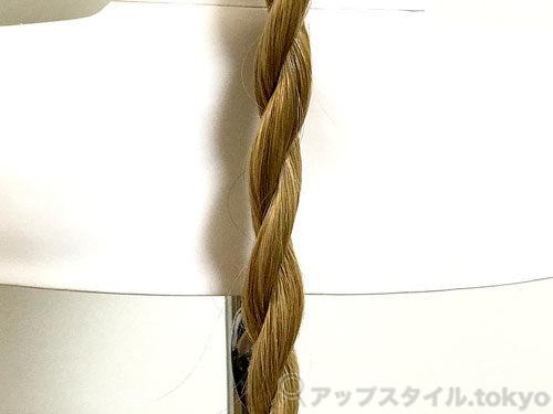 ロープ編み(ねじり編み、ツイスト)の画像