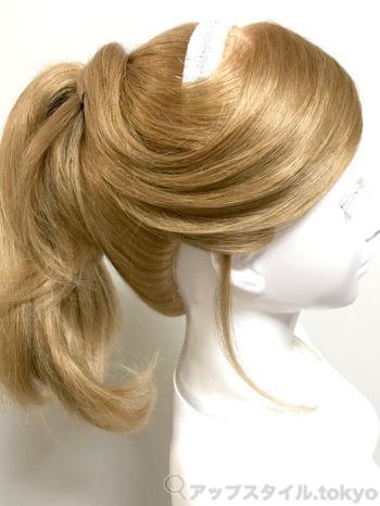 シンデレラの髪型作り方