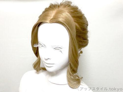 『ピーターパン』ウェンディ髪型の作り方