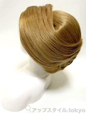 【着物・髪型】合わせベースで作る和髪の紹介