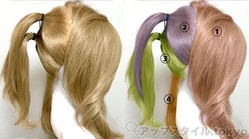 【安室奈美恵】2014年エスプリークCMの髪型の作り方解説・土台
