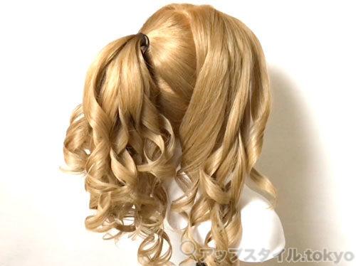 【安室奈美恵】2014年エスプリークCMの髪型の作り方解説1