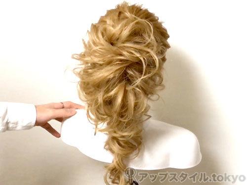 【安室奈美恵】2014年エスプリークCMの髪型の作り方解説10