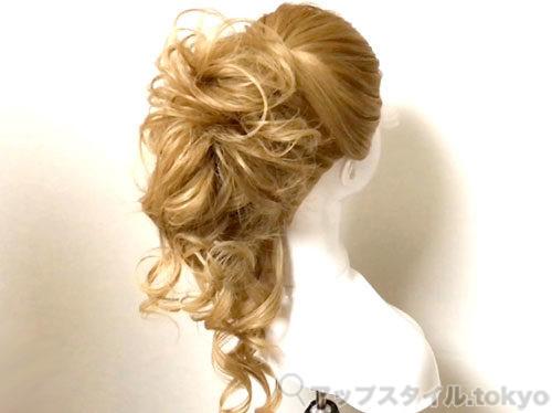【安室奈美恵】2014年エスプリークCMの髪型の作り方解説5