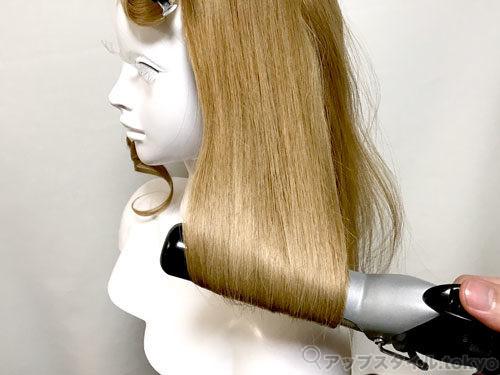 髪の巻き方&基礎知識、ブロッキングやスライスの厚さ2