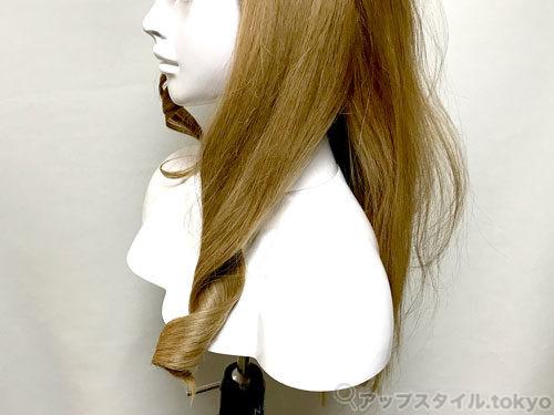 髪の巻き方&基礎知識、ブロッキングやスライスの厚さ3